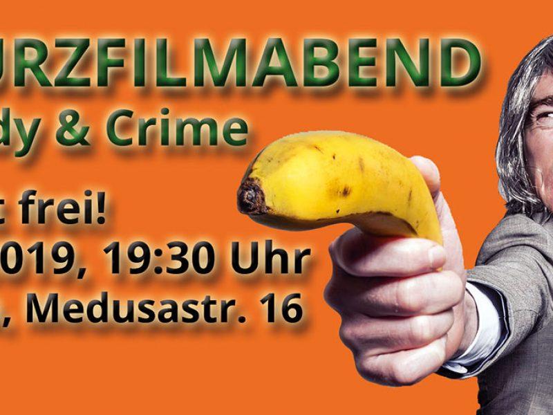 Zum 3. Mal Comedy & Crime