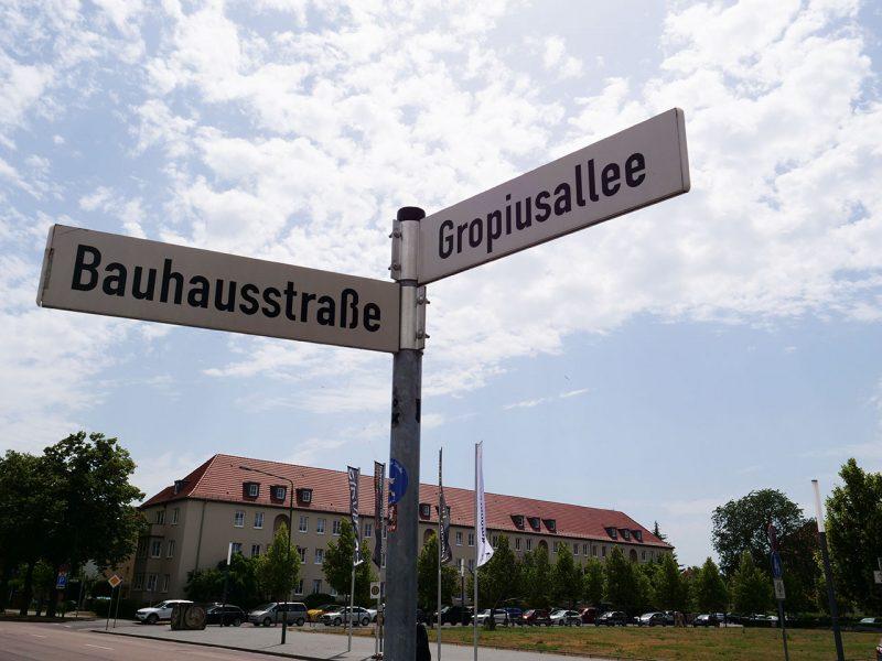 100 Jahre Bauhaus, Dessau