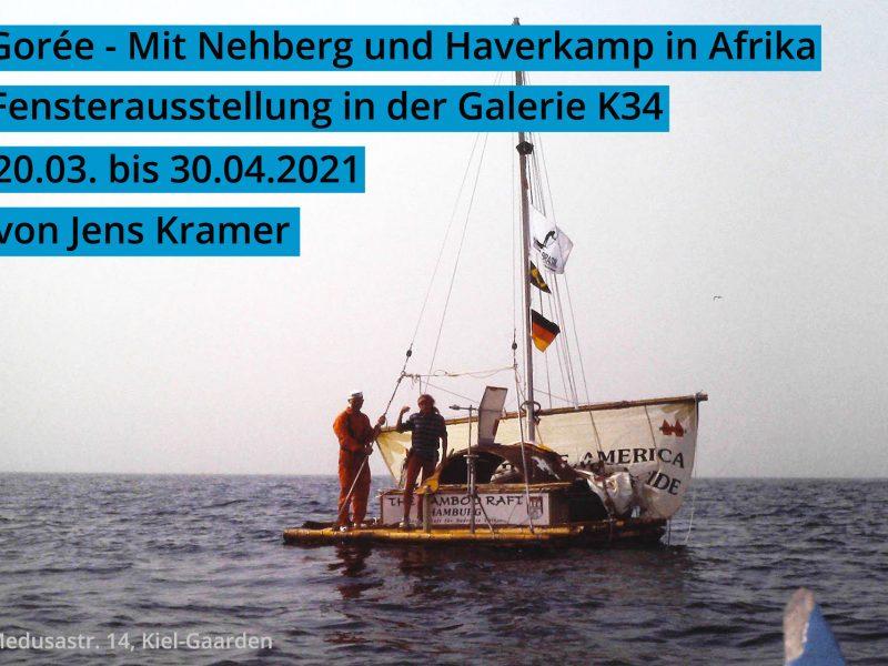 Ausstellung: Gorée – Mit Nehberg und Haverkamp in Afrika